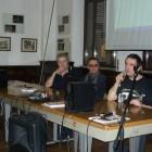 Danny Parker nelle scuole di Roma: Liceo scientifico Manfredi Azzarita